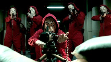 Money Heist (La Casa de Papel) Season 2 Review: An intense